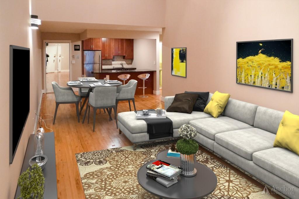 1 Bedroom Condo in Tribeca