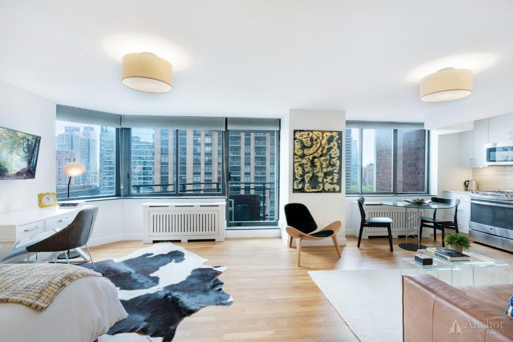67th St/Bway- Lux Dm Condo- Virgin~New~Gut Renov JR 1 BR/ALC STU~Balcony