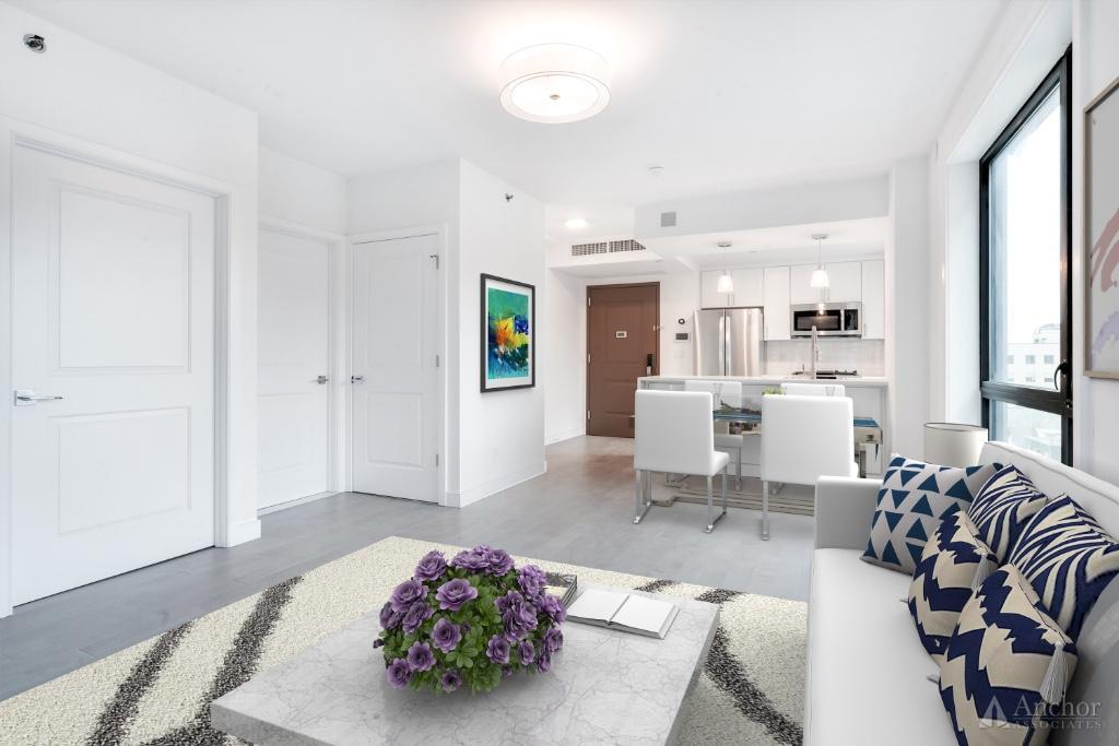 New York City Condos: Long Island City 1 Bedroom Condo for