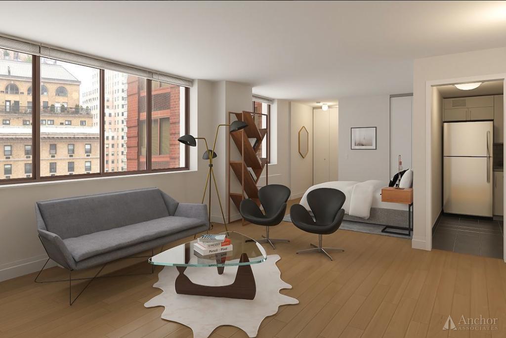 Studio Apartment in Midtown