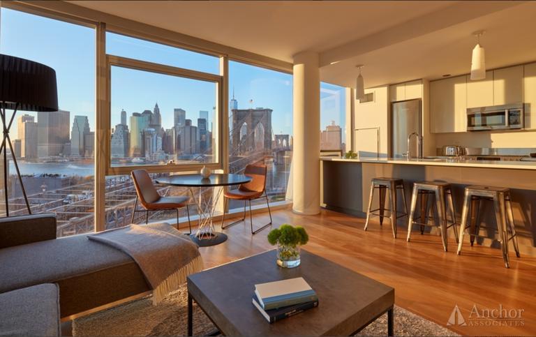 2 Bedroom Apartment in Dumbo