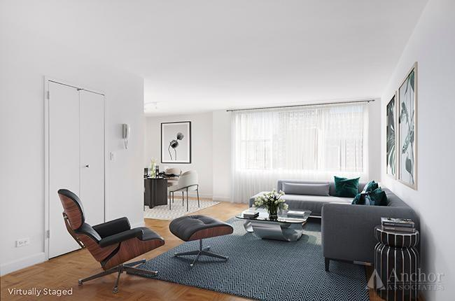 2 Bedroom Apartment in Upper West Side