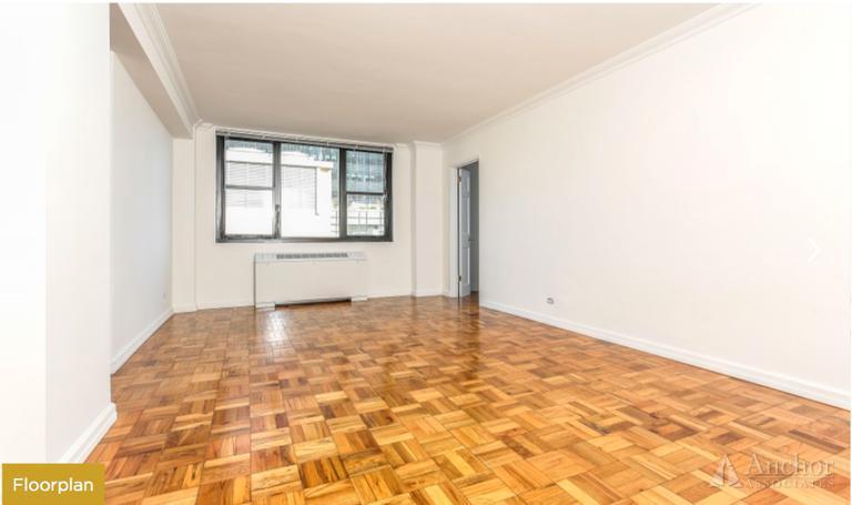 1.5 Bedroom Apartment in Midtown