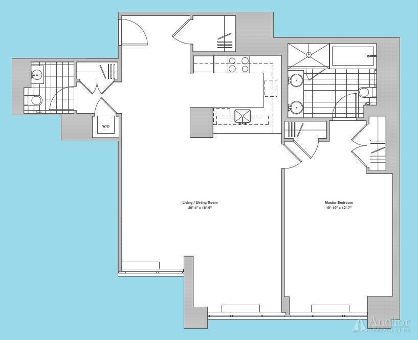 1 Bedroom Condo in Midtown