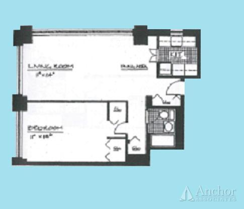 57th & 8th | CORNER UNIT | MODERN UNIQUE RENOVATION | FREE GYM POOL ROOFDECK