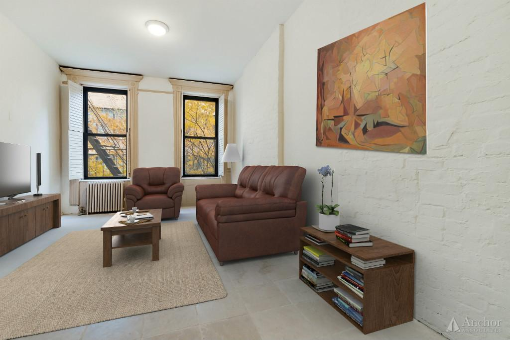 71 Sullivan St #3A!! Exposed Brick, 9+ Foot Ceilings, West Sun!