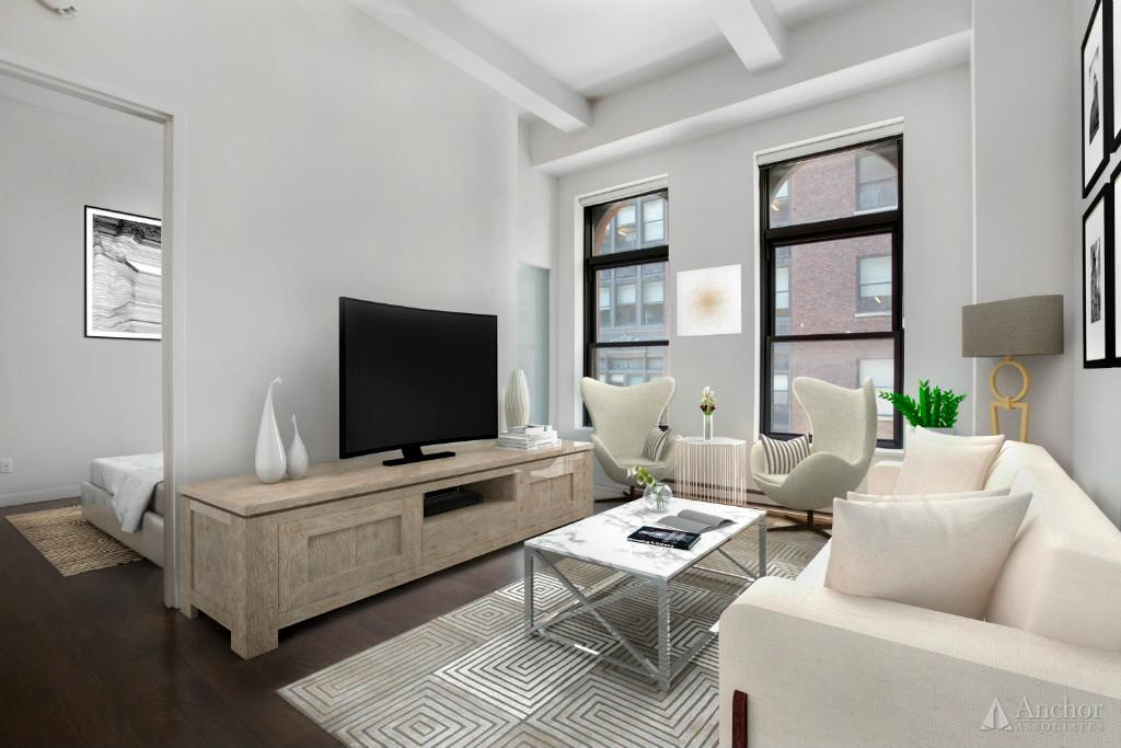 2 Bedroom 1.5 Baths ++ 5th Avenue ++ Madison Avenue ++ 12 Ft Ceilings