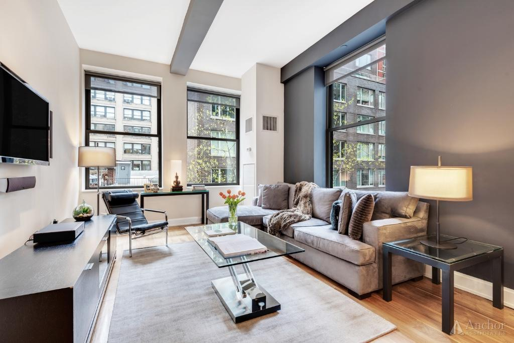 140 W 22 St 5f New York Ny 10011 New York Condos Chelsea 1 Bedroom Condo For Sale