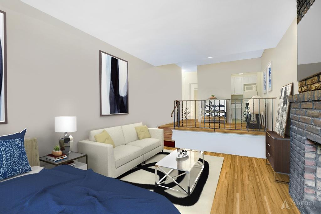 New York City Apartments Gramercy Park Alcove Studio Apartment For