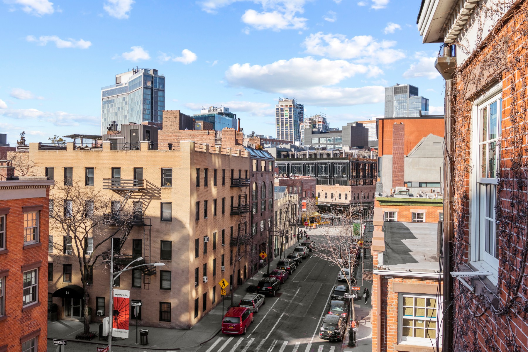 815 Greenwich Street W. Greenwich Village New York NY 10014