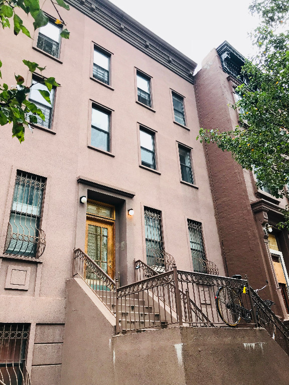 5 Townhouse in Harlem