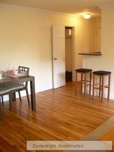 Living Room into Hallway