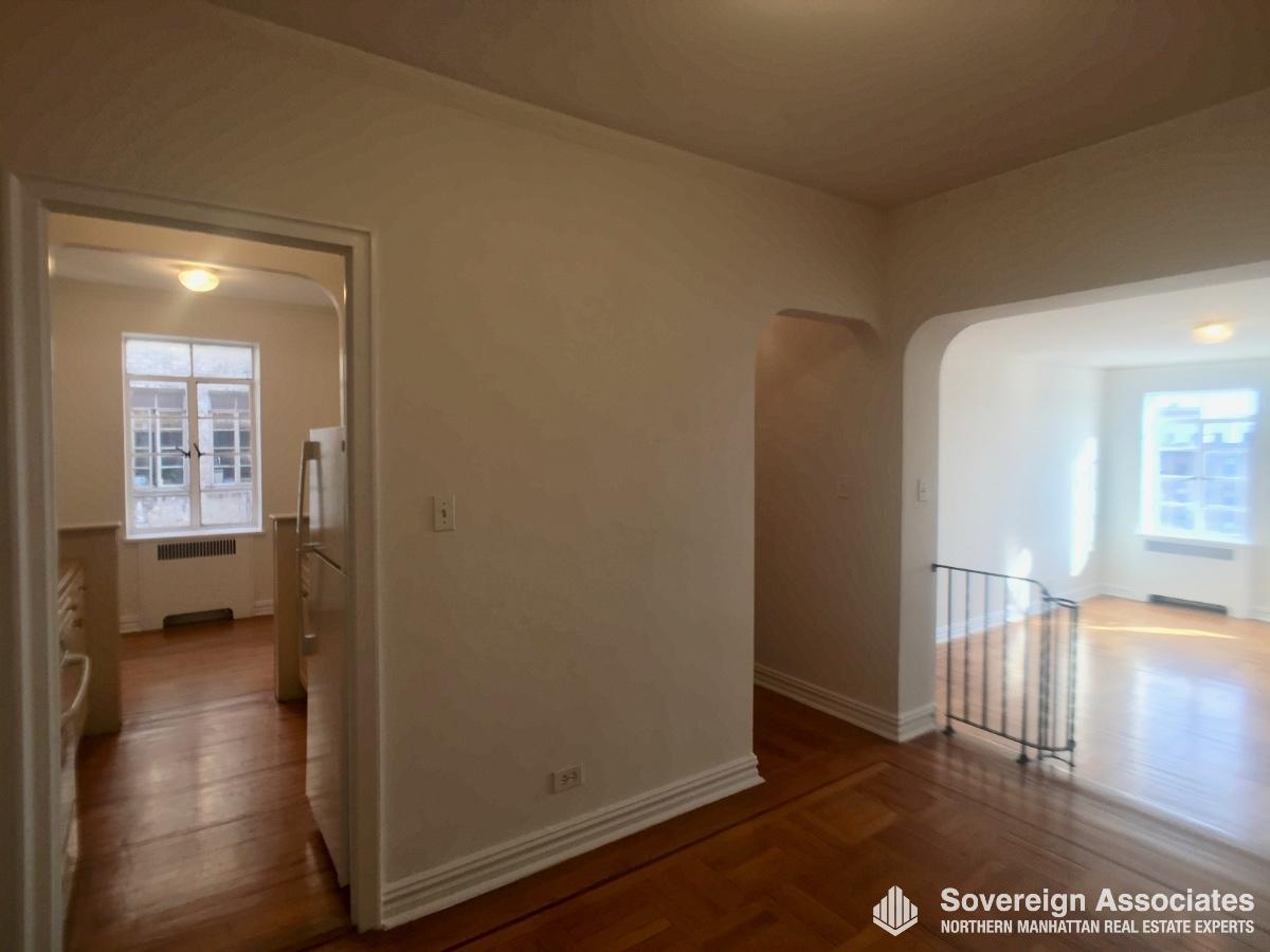 Livingroom & Kitchen from Foyer
