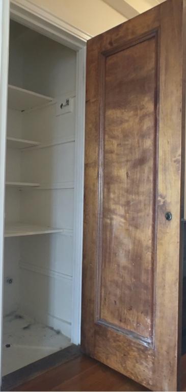 Closet in Hall