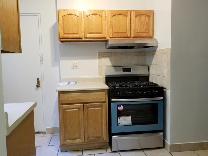 Kitchen  New Stove