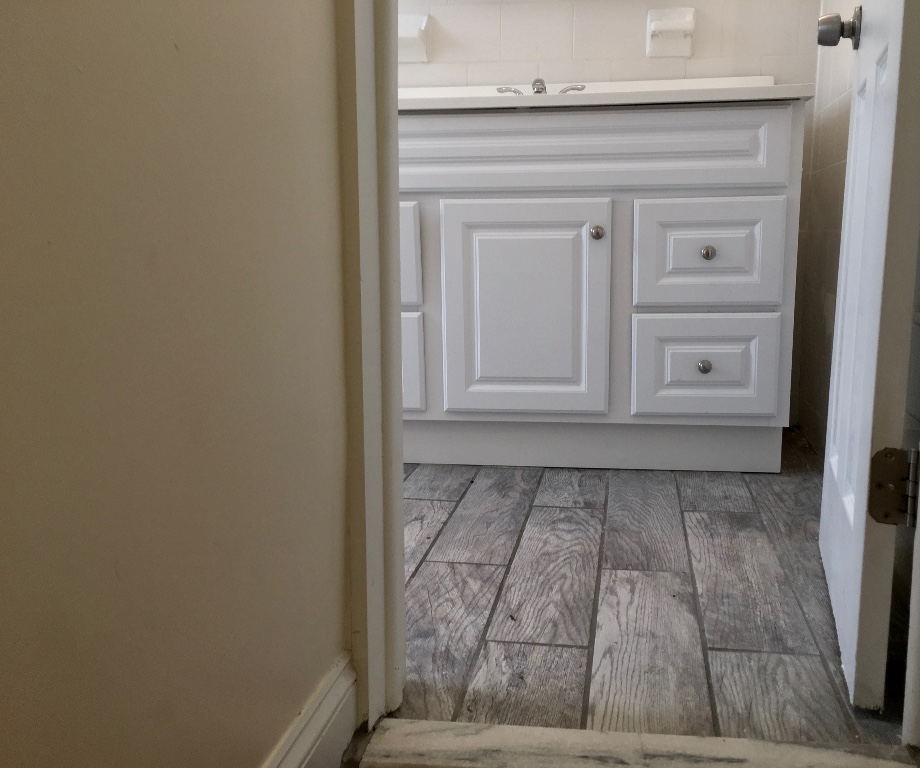Bathroom New Ceramic Tile