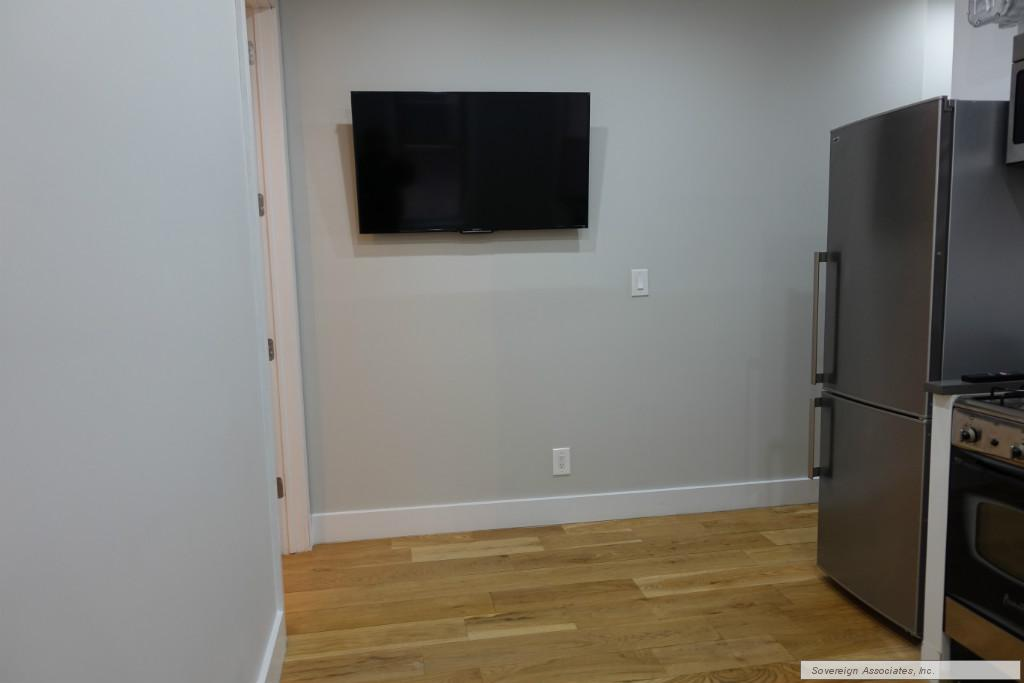 Flat Screen TV Included