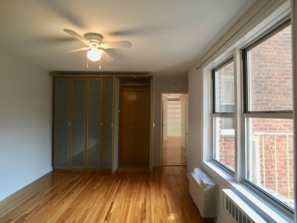 Bedroom with Custom Closet