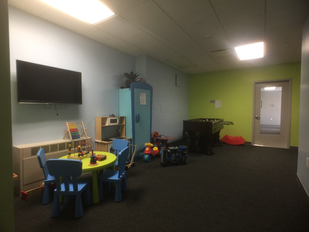 Common area for Children