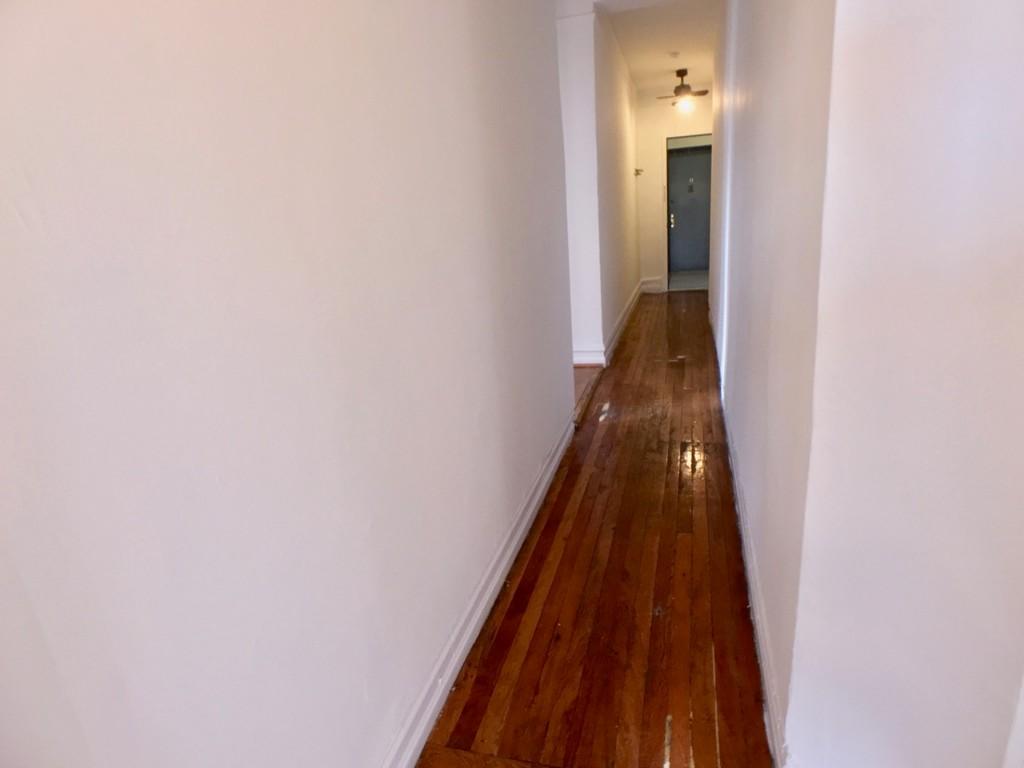 Hall Facing Front Door