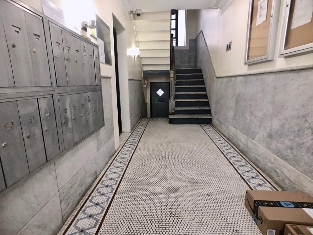 Building Entrance Way