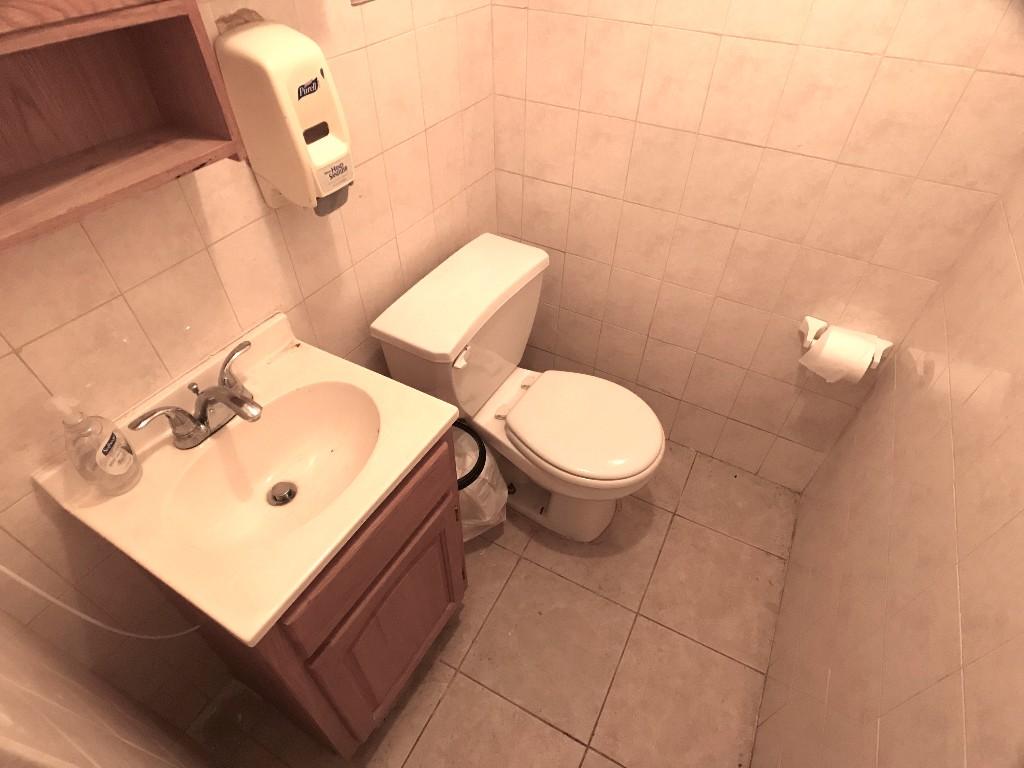 Toilet #1