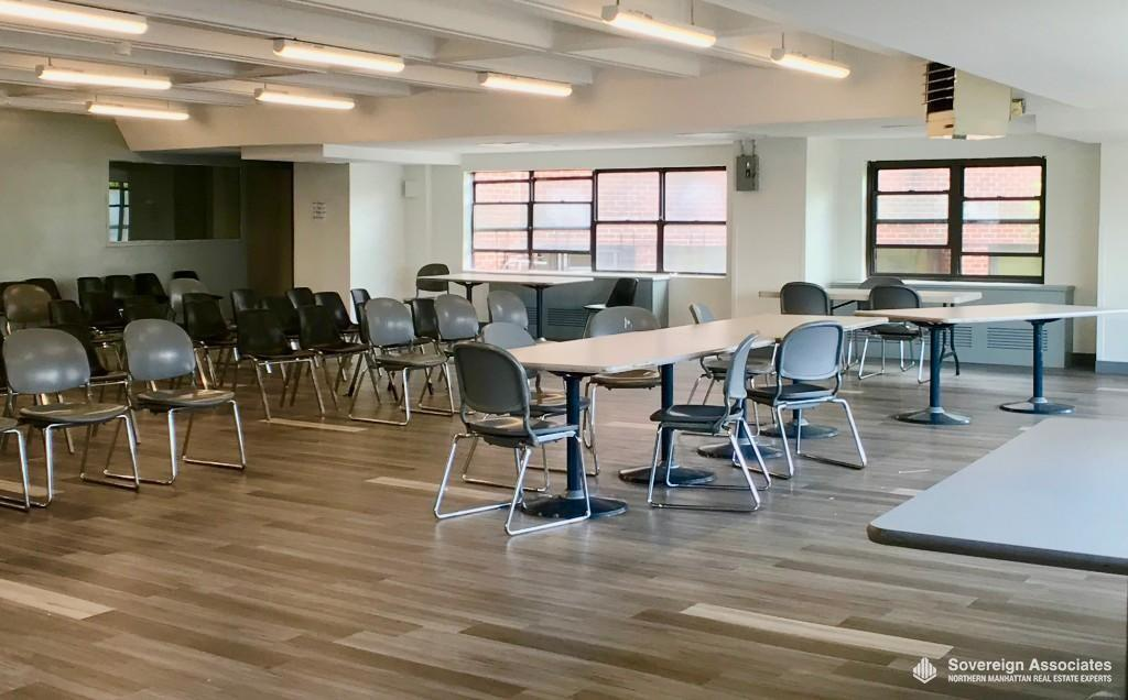 Huge SOCIAL ROOM available for events
