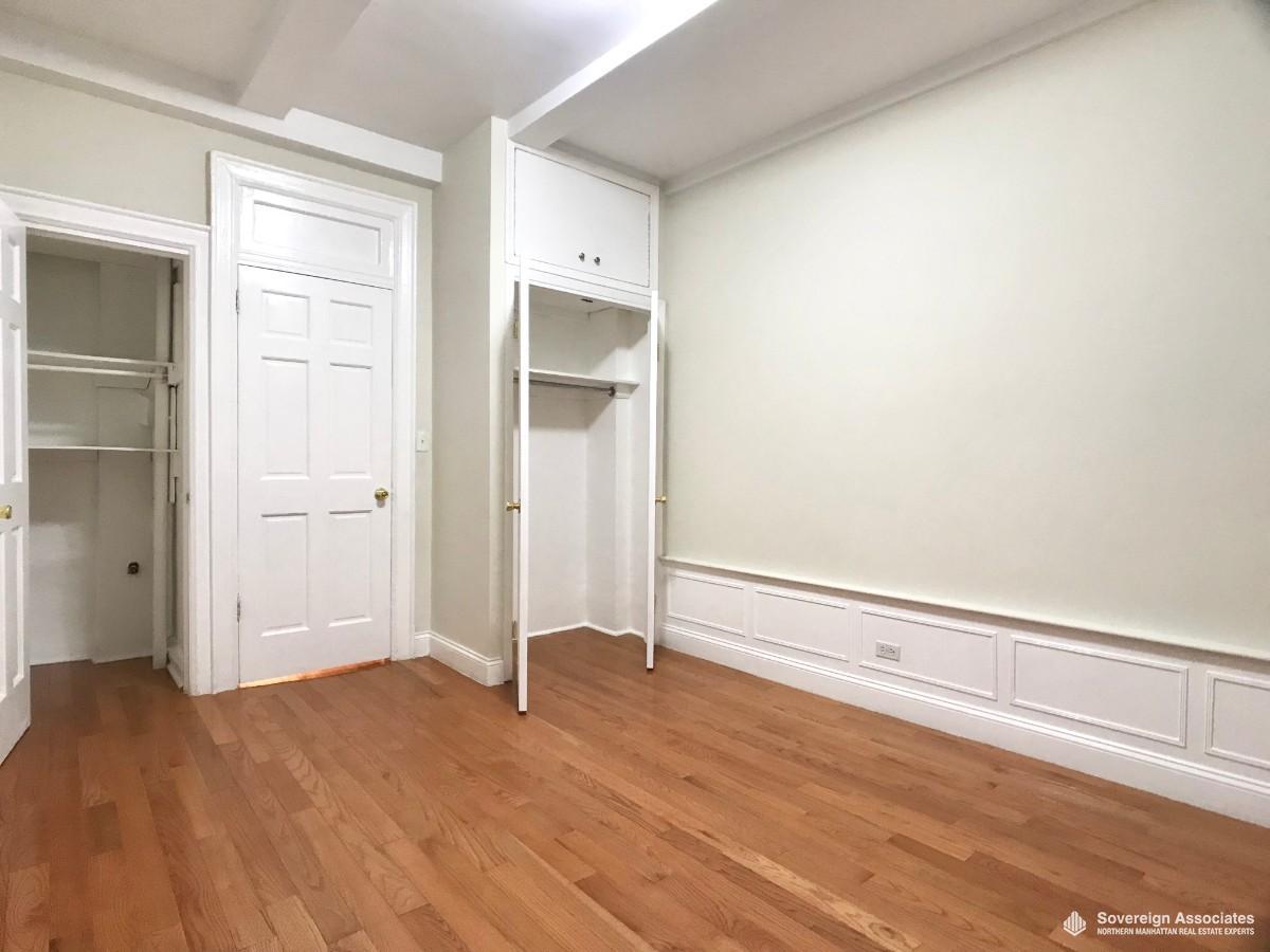 BEDROOM #2 toward closets
