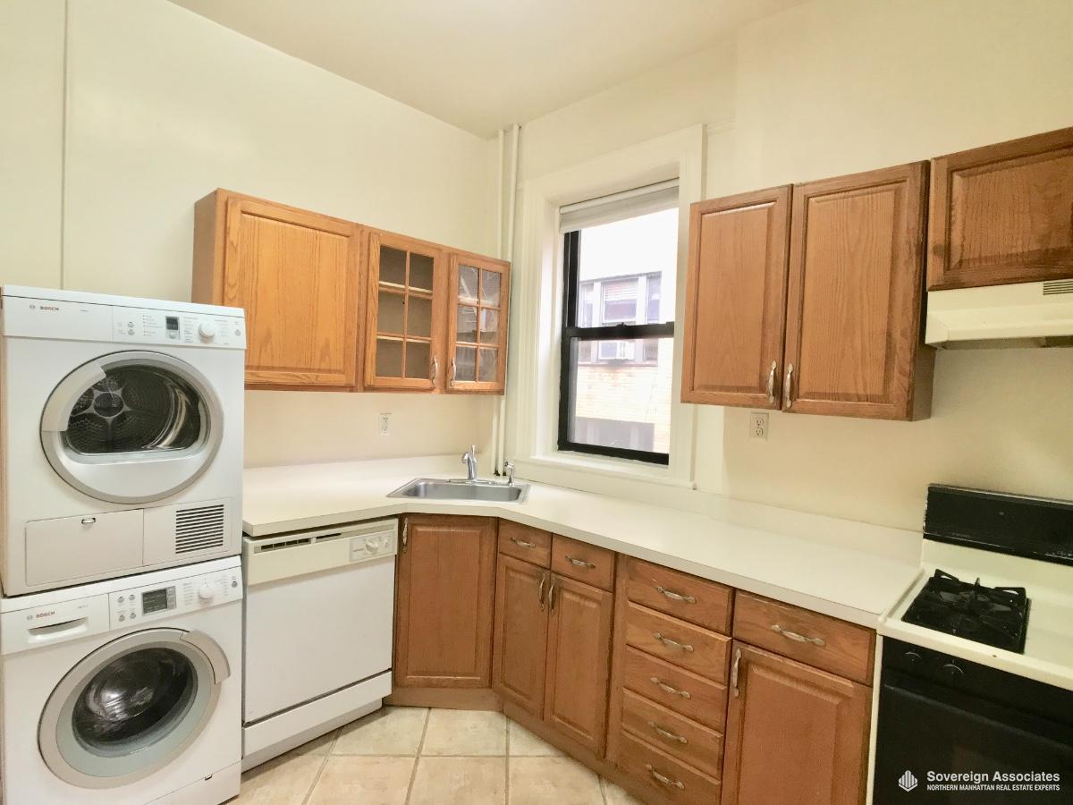 Laundry in Unit/Dishwasher