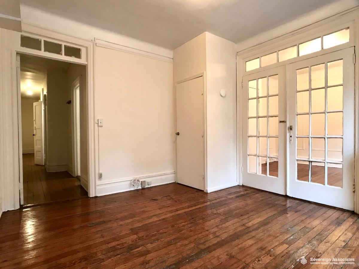 BEDROOM #1 with closet