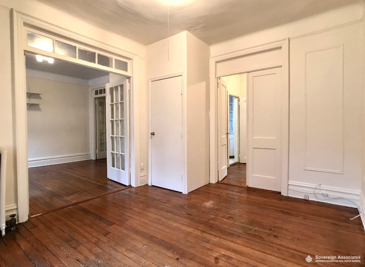 BEDROOM #2 with closet