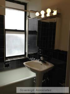 West 110 Bathroom Renovated  Tiled