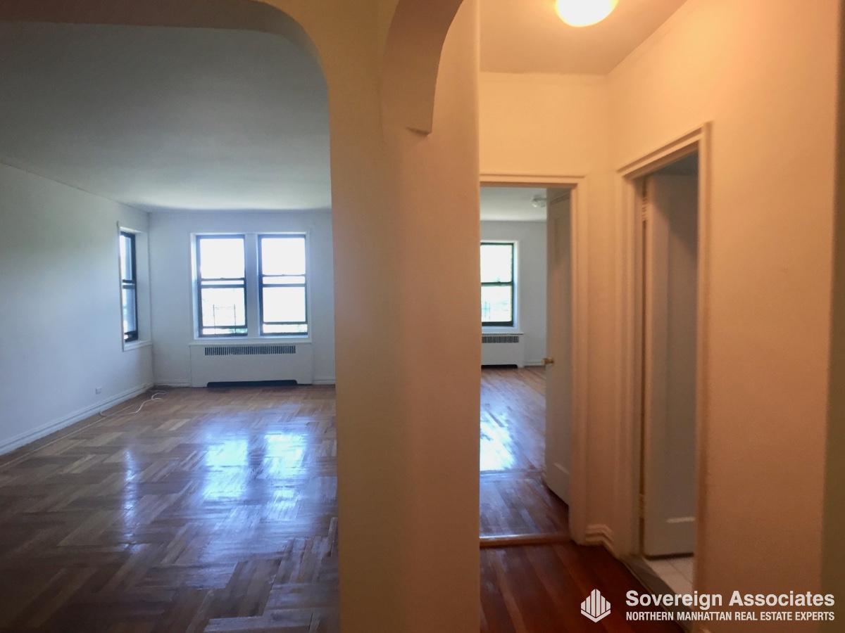 Looking in toward Livingroom and Main Bedroom