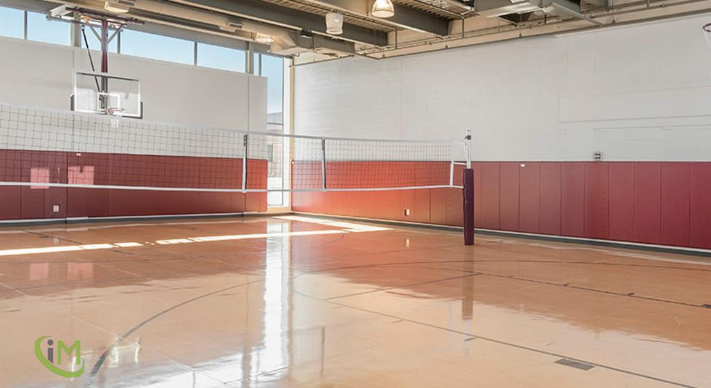 Basketball/ Volley Court 1