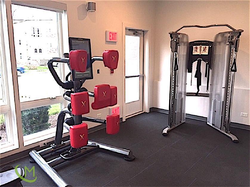 Exercise Facility 4
