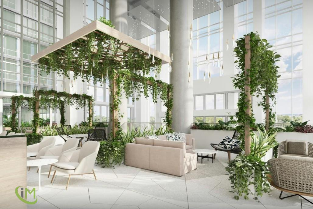 Indoor Winter Garden