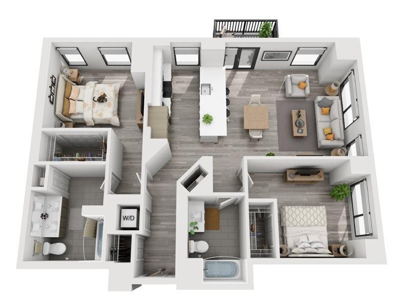 Floor Plan 8