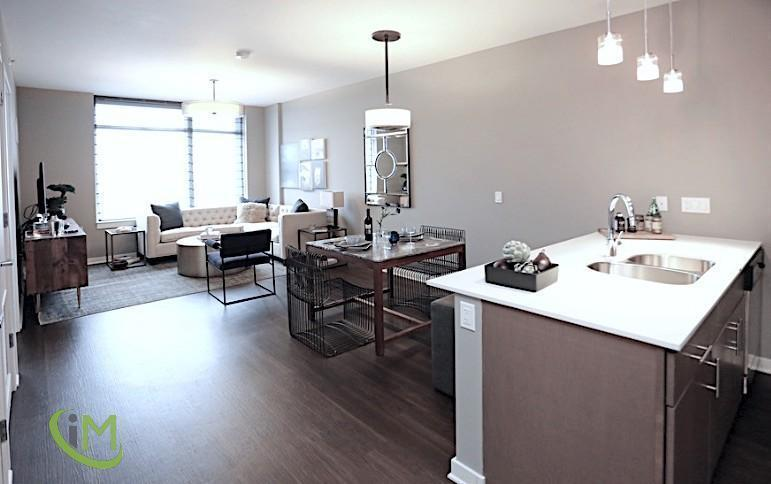 Living/ Dining Area