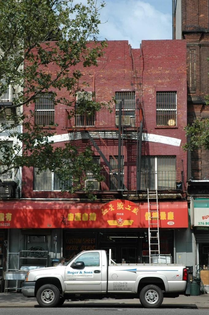 274 Bowery, Lower East Side, New York
