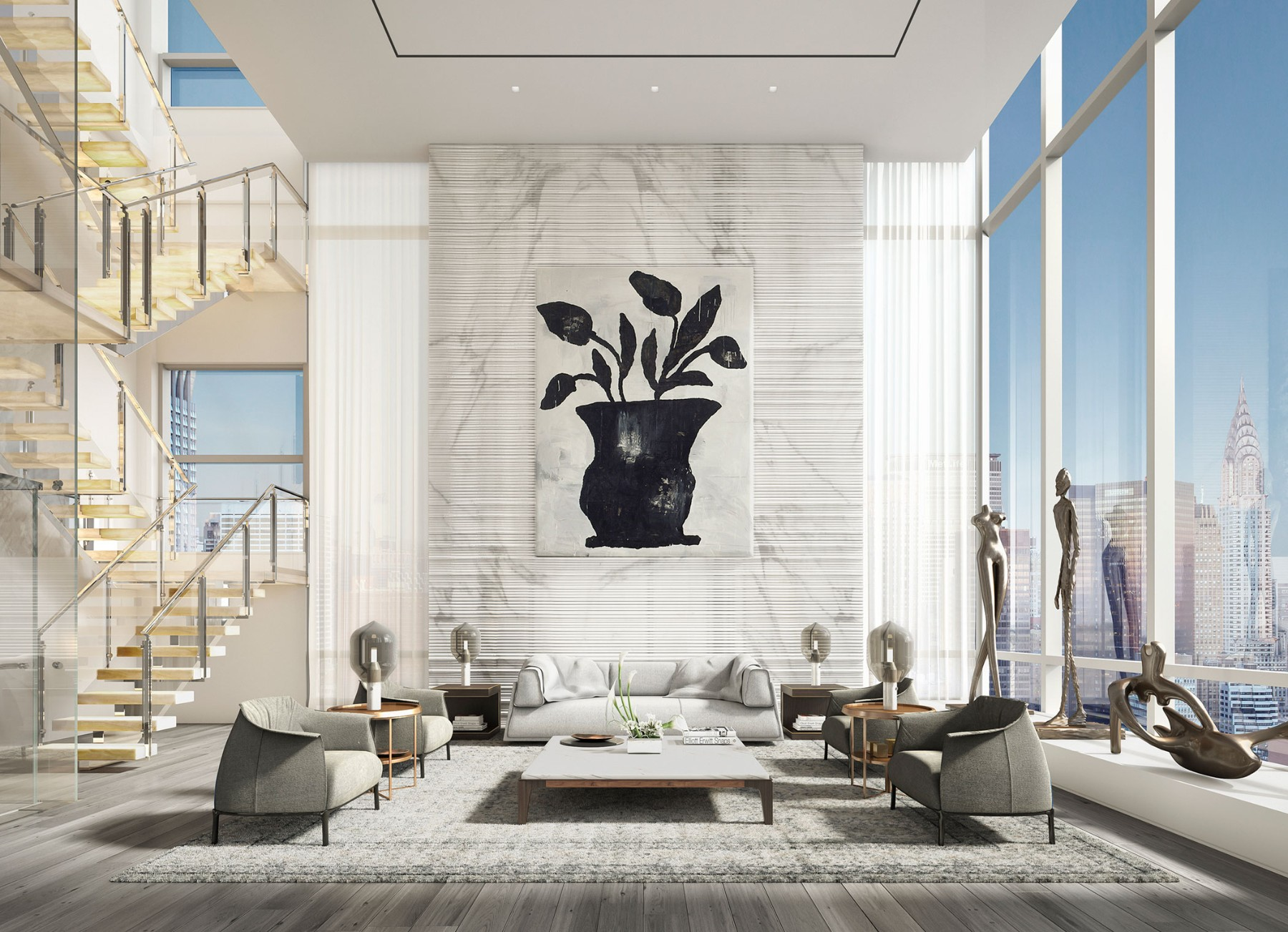 172 Madison Ave Le Penthouse, New York, NY 10016