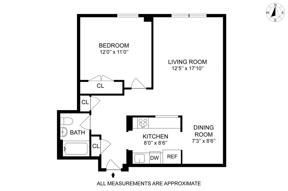 Apartment for sale at 300 West 135th Street, Apt 4L