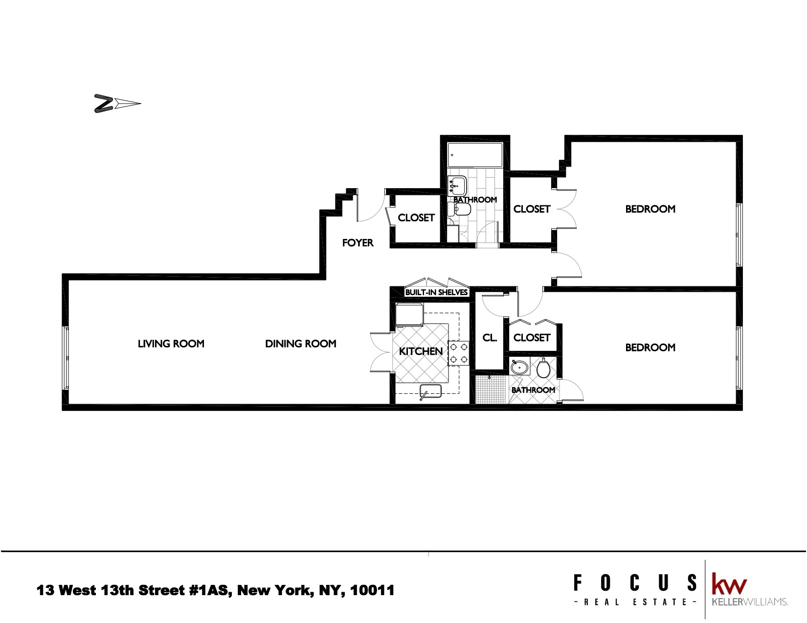 13 West 13th Street Greenwich Village New York NY 10011