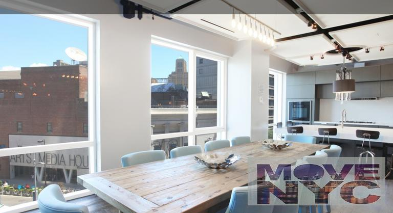 NYC Apartments: Fort Greene 2 Bedroom Apartment for Rent
