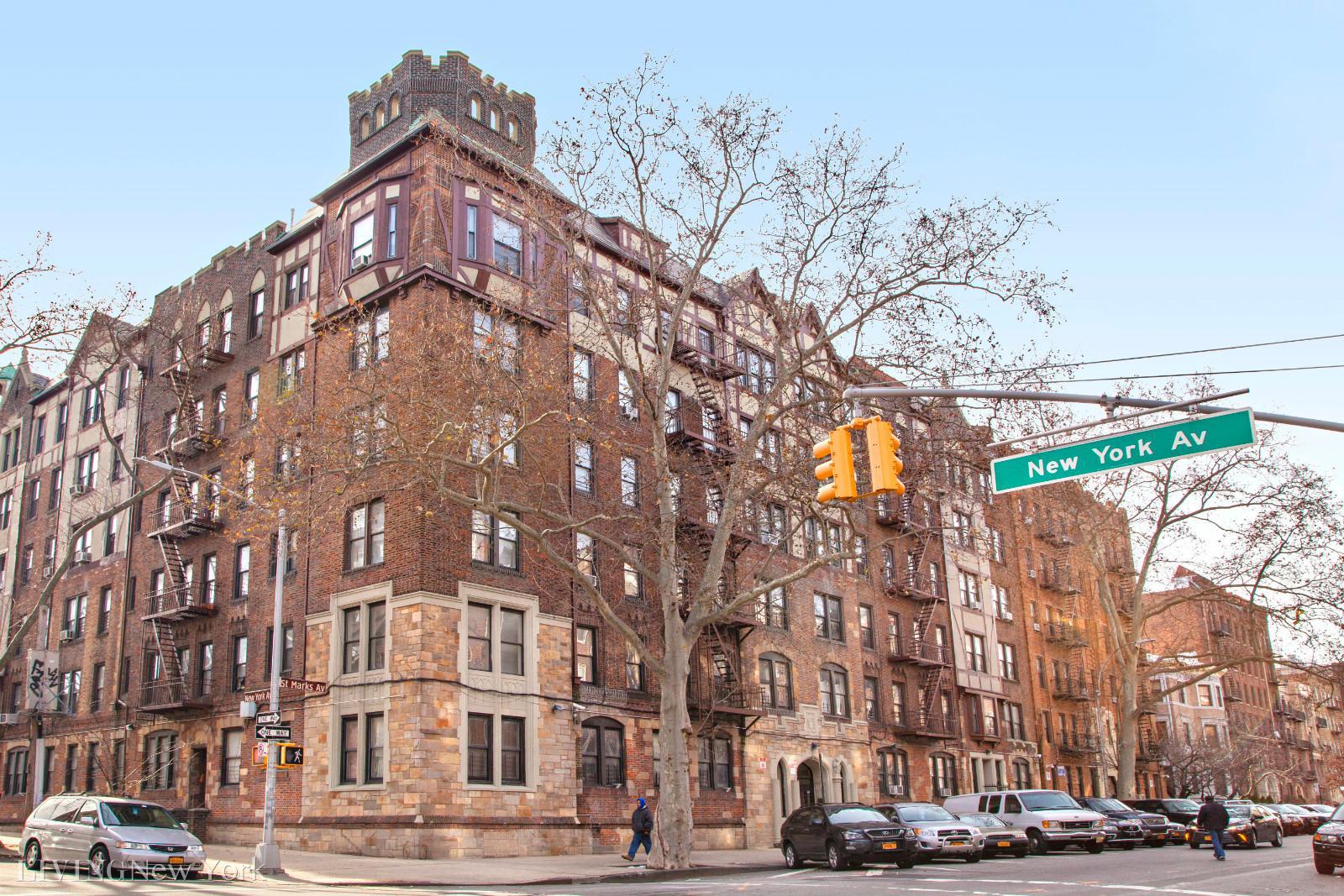 770 Saint Marks Avenue Crown Heights Brooklyn NY 11216