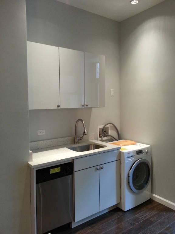 Washer/Dryer  Dishwasher