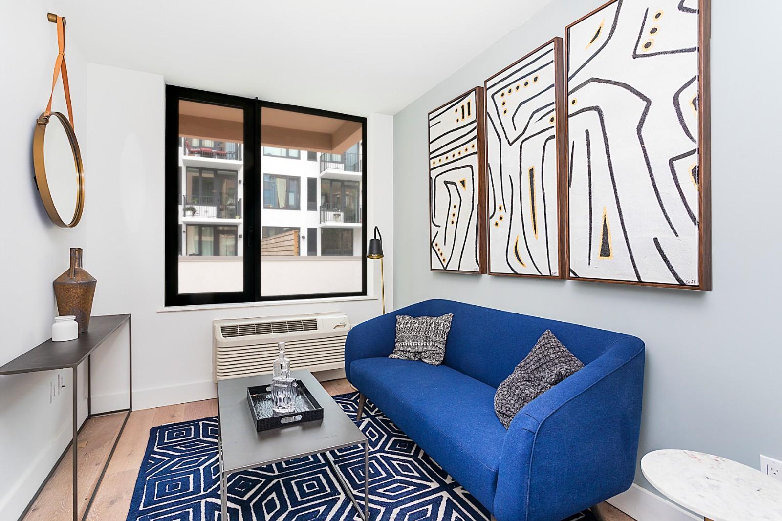 1.5 Apartment in Harlem
