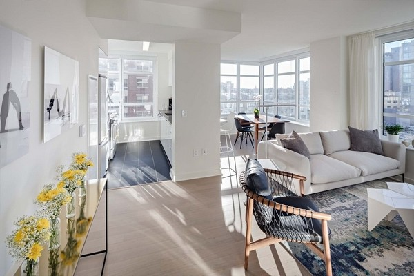 Nyc Apartments Downtown Brooklyn 1 Bedroom Apartment For Rent