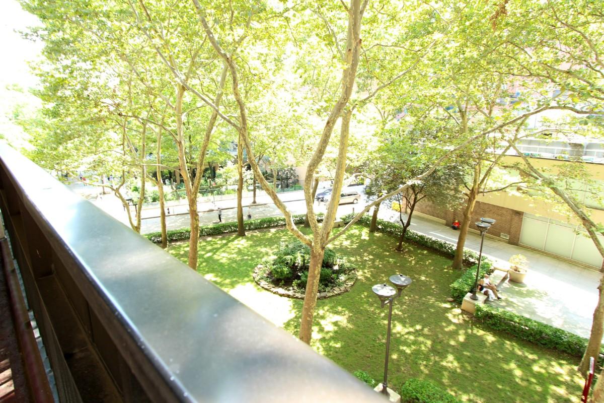 80 Beekman - Balcony