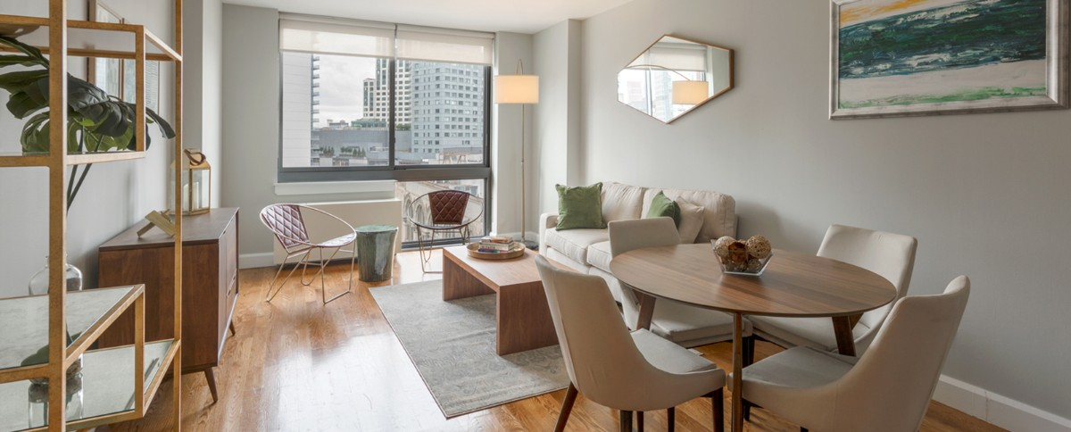 Studio Apartment in Downtown Brooklyn