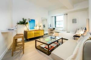Studio Apartment in Financial District